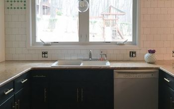 a few tips to get your started with tiling, kitchen backsplash, kitchen design, tiling