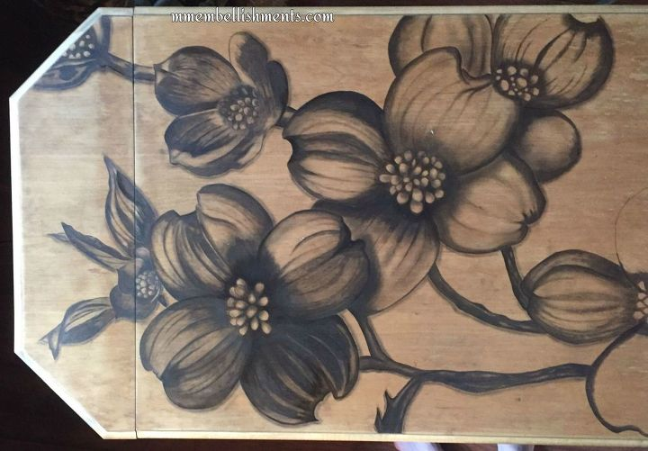 my love hate relationship with my dogwood table is now all love , living room ideas, painted furniture