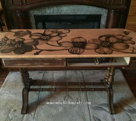 My Love Hate Relationship With My Dogwood Table Is Now All Love , Living  Room Ideas