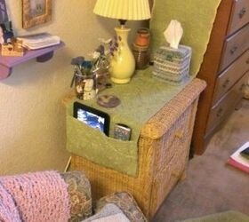 Good Turn A Placemat Into A Charging Holder For Your Tablet Or Kindle, Crafts,  ...