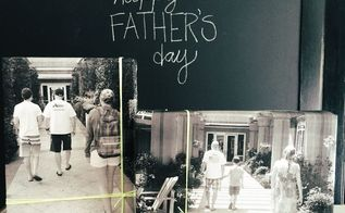 diy father s day gift wrap engineering prints, crafts, seasonal holiday decor