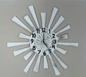 pallet wood wall clock pallet wall decor woodworking projects