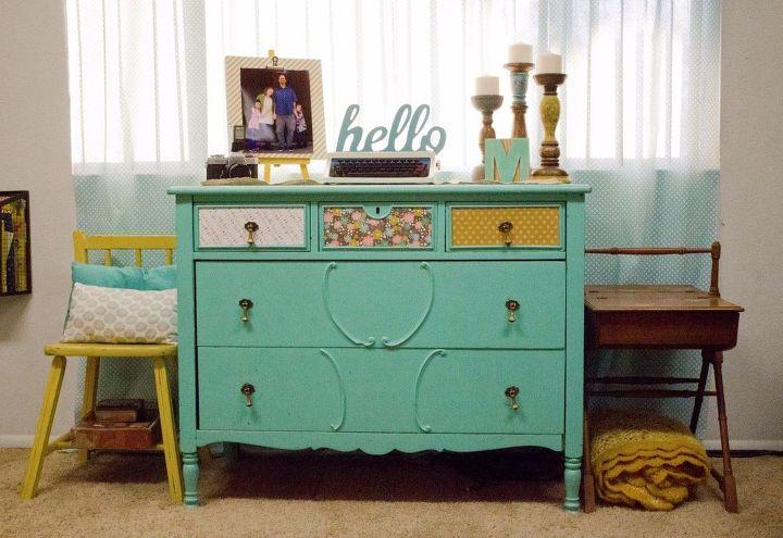 Colorful Eclectic Vintage Living Room   Hometalk