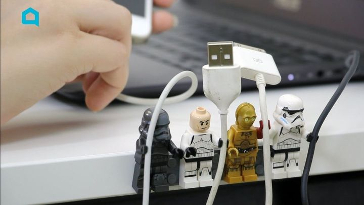 building blocks cord organizer