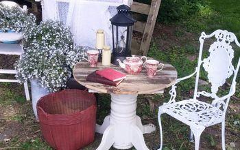 DIY Countryside Rustic Table