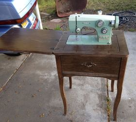 Repurposed Sewing Cabinet to Phone Stand   Hometalk