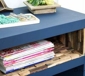 Marvelous Easy Ikea Lack Sofa Table Hack, Chalk Paint, Diy, Home Decor, Living