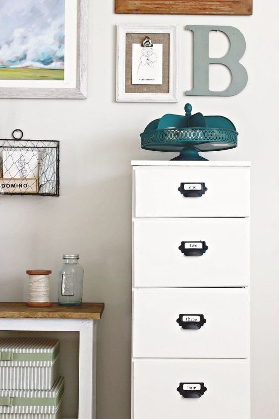 diy antique wood filing cabinet, painted furniture - DIY Antique Wood Filing Cabinet Hometalk