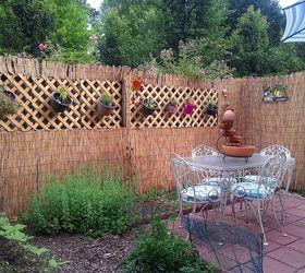 High Quality Patio Fence Coverup, Fences, Patio