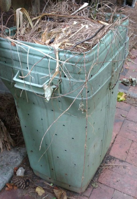 q i no longer want my compost bin but don t know what to do with it , composting, go green