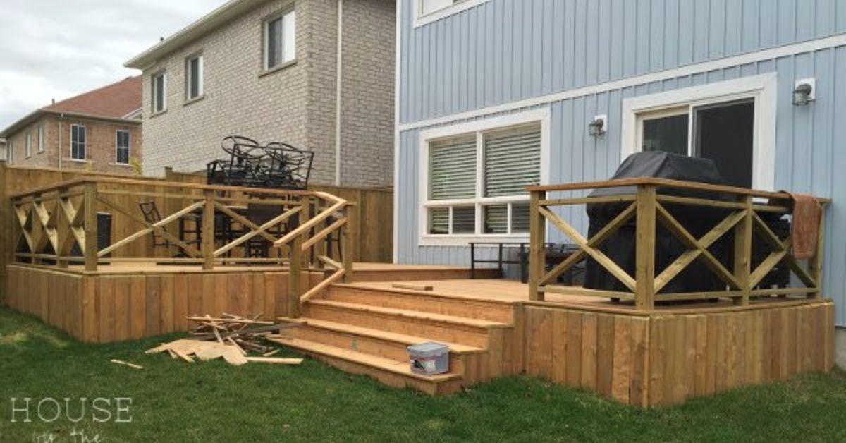 Deck Building Tips Hometalk
