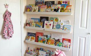 diy bookcase ledges for our nursery, bedroom ideas, shelving ideas