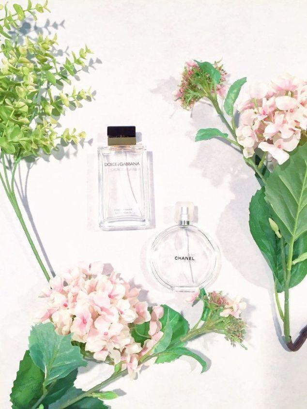 Diy Perfume Bottle Vase | Diydrywalls org