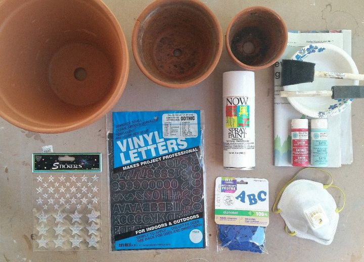 Materials you'll need for this project