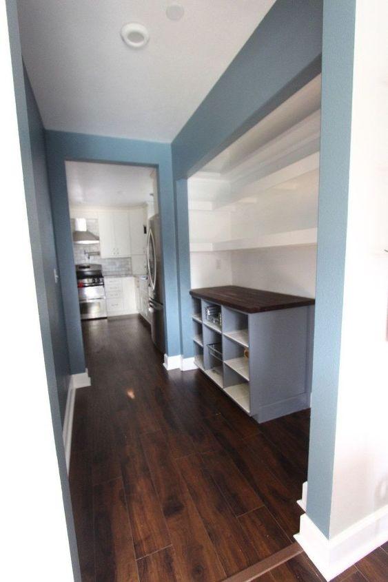 pantry makeover, closet, home decor