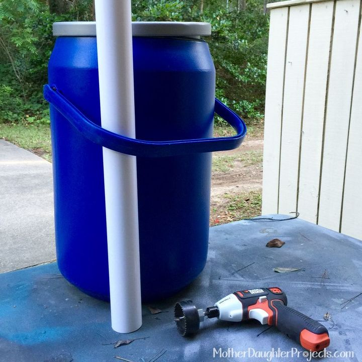 diy bucket a c, garages, home maintenance repairs, how to, hvac, tools