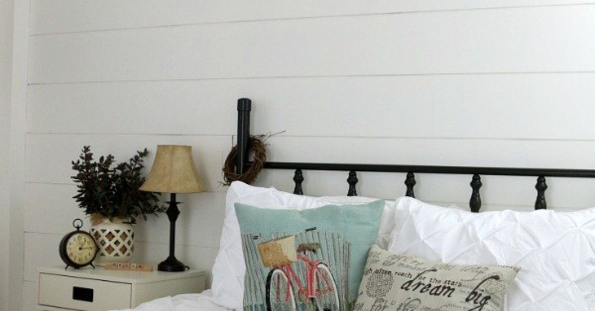 Shiplap Wall For Under 40 Hometalk