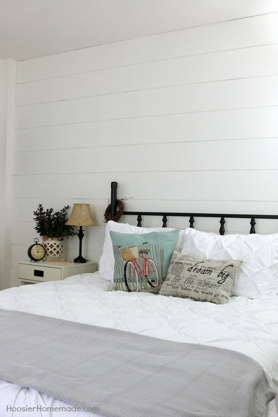 A Stunning Shiplap Wall For Under 40 Hometalk