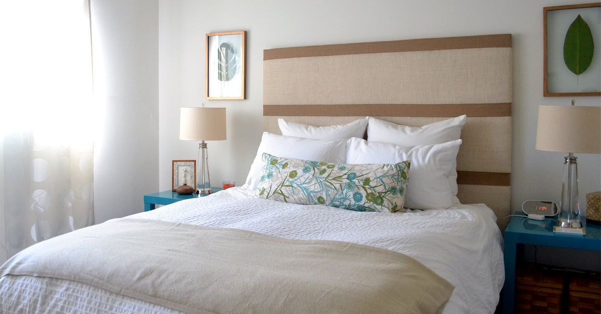 How To Make An Upholstered Headboard Hometalk