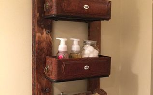 vintage sewing machine project 1, mason jars, organizing, painted furniture, repurposing upcycling, shelving ideas, storage ideas, woodworking projects
