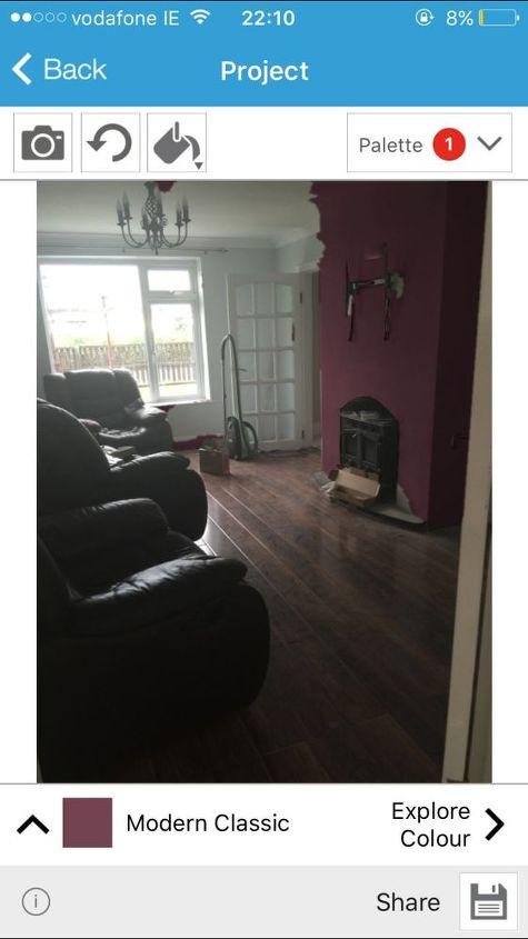 q decor mix match dilemma , home decor, home decor dilemma, paint colors, Should I match the sofa