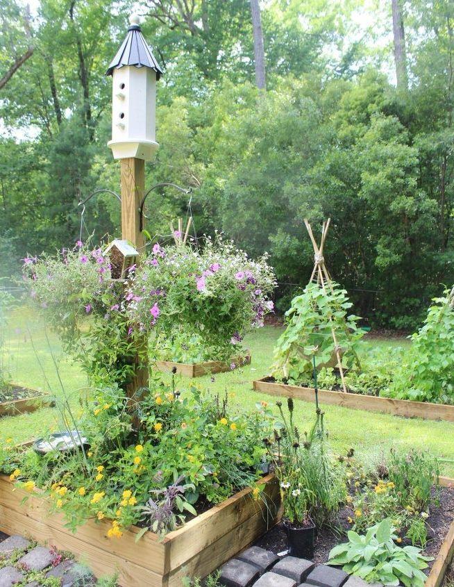 Create Your Own Bee Garden Gardening Homesteading Outdoor Living