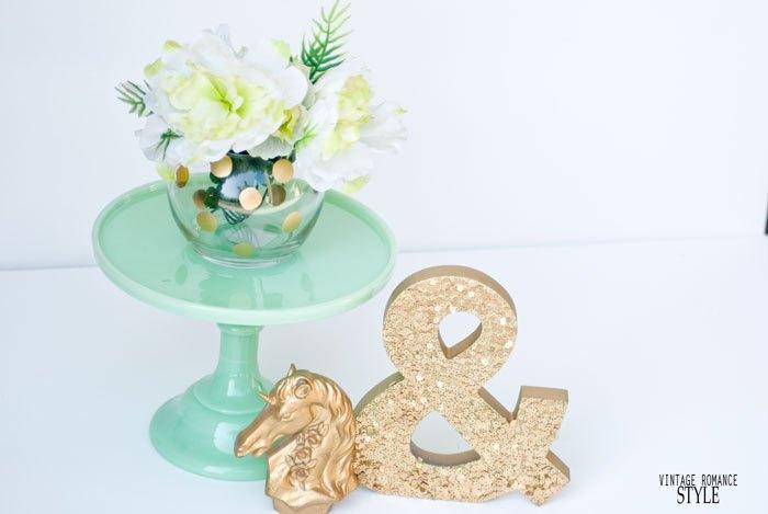 kate spade inspired rose bowl, crafts, flowers, gardening
