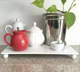 diy tile tray for less than 3 crafts kitchen design tiling