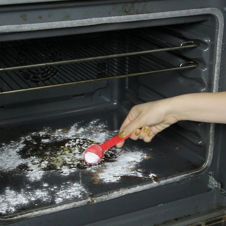 eco oven cleaner