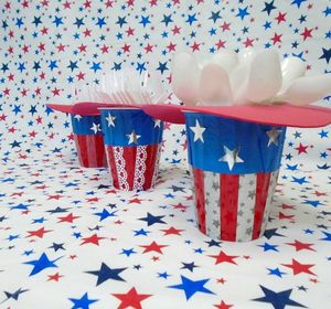 s 13 july 4th decorations that will blow your bbq guests away, crafts, outdoor living, seasonal holiday decor