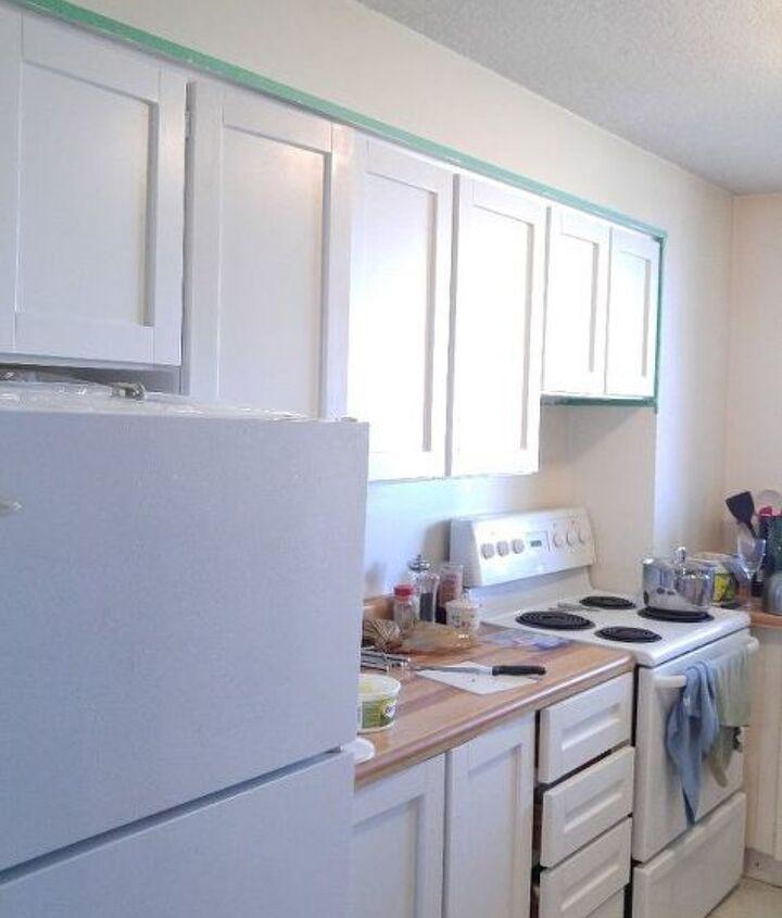 rental apartment kitchen updo , kitchen backsplash, kitchen cabinets, kitchen design