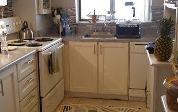 Rental Apartment Kitchen Updo!
