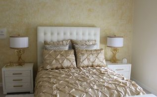 elegant wall finish made with tissue paper from the dollar store , repurposing upcycling, wall decor