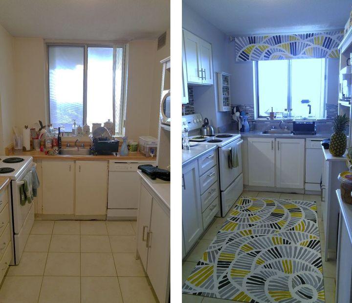 Rental Apartment Kitchen Updo Hometalk