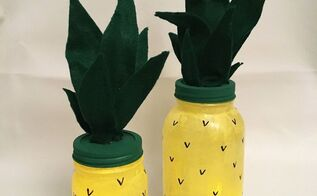 mason jar pineapple night light luminaries, crafts, home decor, lighting, mason jars