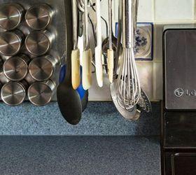 Kitchen Utensil Storage Ideas Part - 27: Diy Rotating Cooking Utensil Storage Rack, Diy, Kitchen Design, Organizing, Storage  Ideas