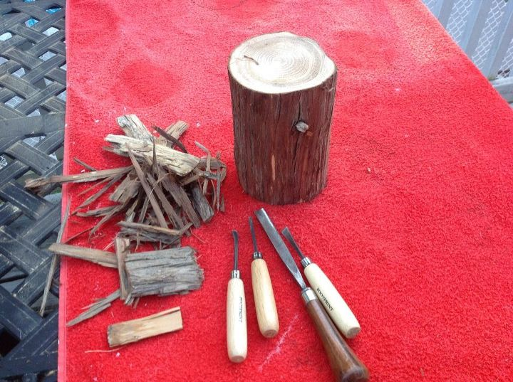 eco friendly teachers gifts from my wood pile, crafts, go green, how to, woodworking projects