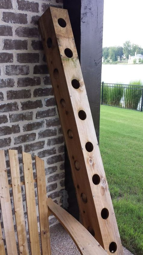 q any ideas , patio, repurpose building materials, repurposing upcycling, woodworking projects
