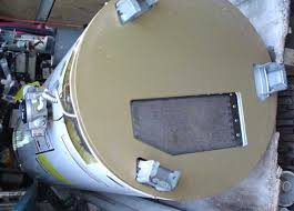 new hot water heater install information, home maintenance repairs, hvac, plumbing, ponds water features, This is the bottom of one style water heater