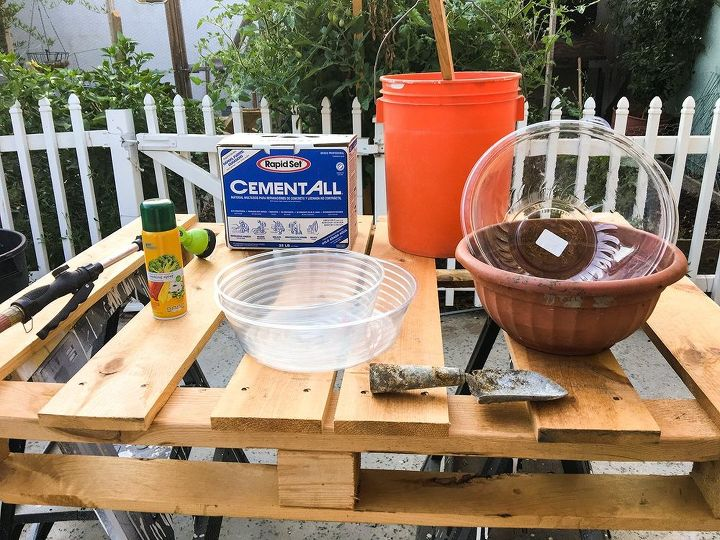 concrete pots in 15 minutes, concrete masonry