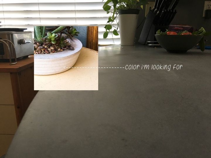 q concrete countertops over 12 y o can we cover them w concrete , concrete masonry, concrete countertops, countertops, home maintenance repairs, minor home repair