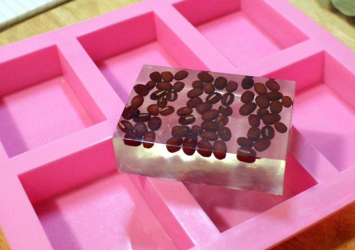 diy adzuki bean soap, crafts