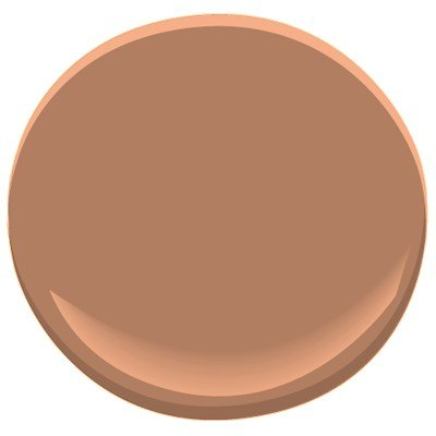 q what color should i paint my front door , curb appeal, doors, paint colors, Muted but lovely copper