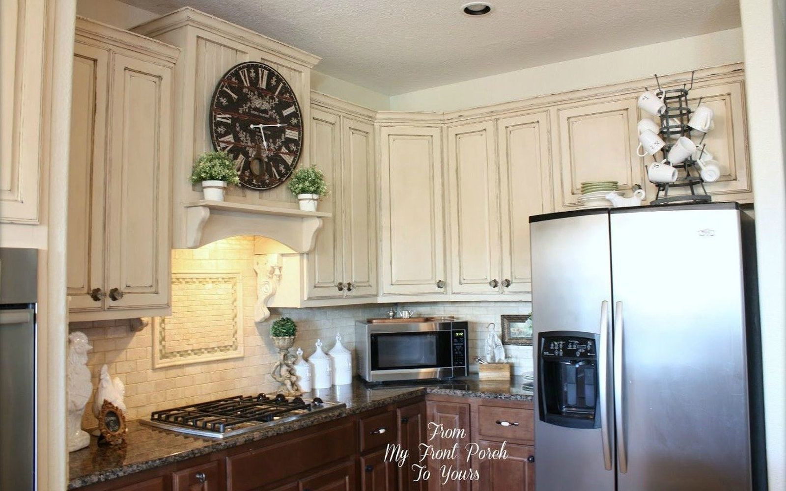 ideas for painted kitchen cabinets 13 ways to instantly brighten up a boring kitchen hometalk 7416