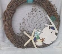 making a summer wreath from my collection, crafts, how to, seasonal holiday decor, wreaths, This is it