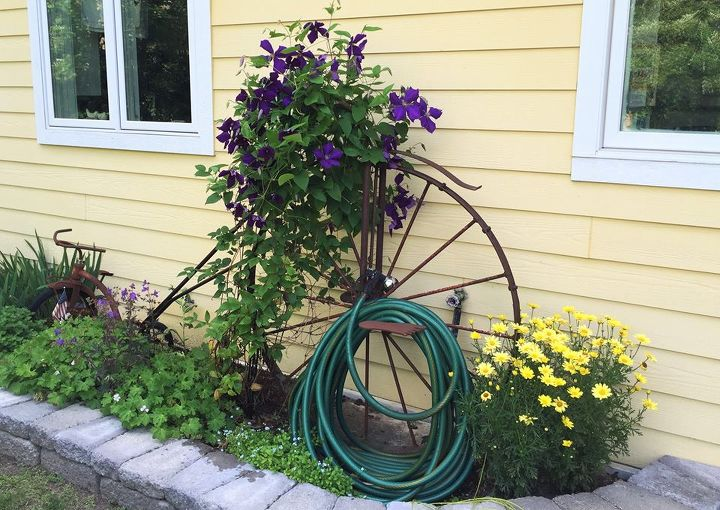 gardening, gardening, repurposing upcycling