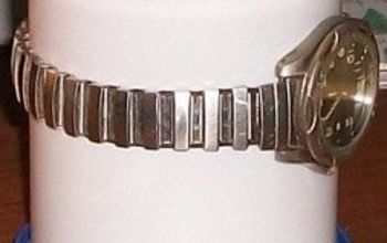 Best Way to Clean a Flexible Watch Band.