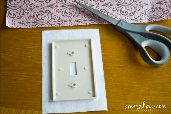 Diy Decorative Switch Plates Amp Outlet Covers Hometalk