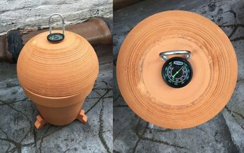 Terra Cotta Pot Smoker