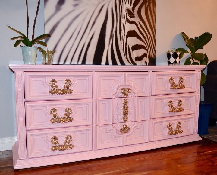 Updating A Cry 1970 S Ornate Dresser Lots Of Tips And How To Diy